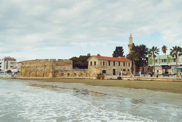 Bella vista sul mare di cipro