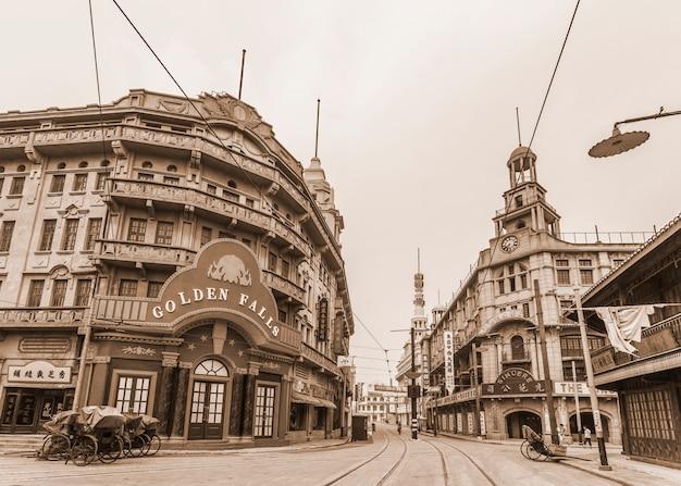 Bella vista sulla città vecchia