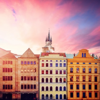 Belle case repubblica ceca