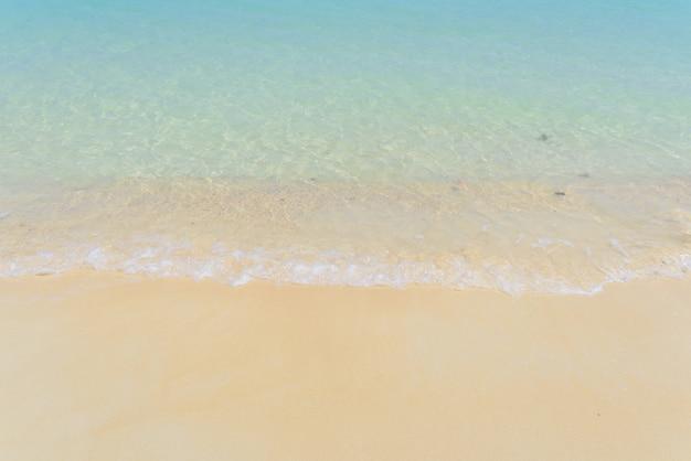 Belle spiagge e onde