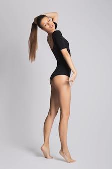 Bellezza del corpo di donna