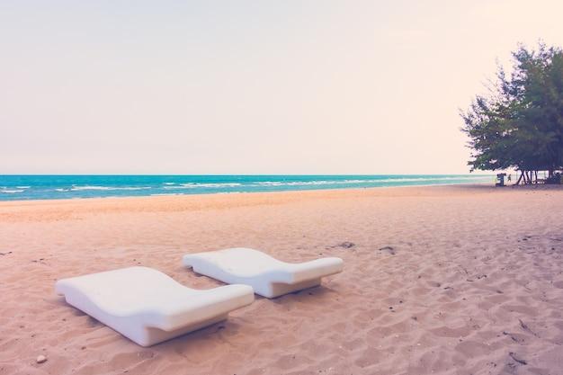 Bellissima spiaggia e mare