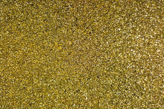 Bellissimo sfondo dorato e riflettente
