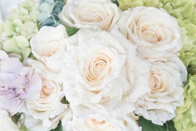Bello fiore di bouquet per lo sfondo