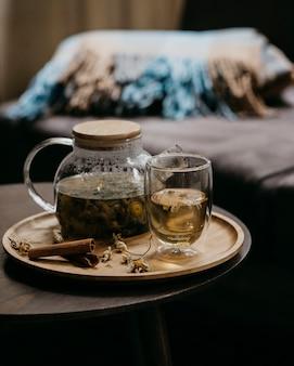 Bevanda calda a base di erbe