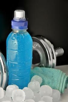 Bevanda sportiva speciale e palestre di sport estremi