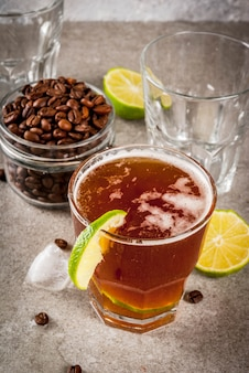 Bevanda tonica per espresso