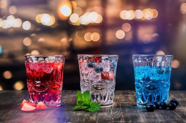 Bevande per la celebrazione del 4 luglio