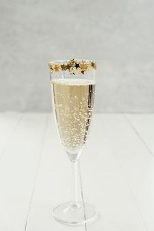 Bicchiere di champagne