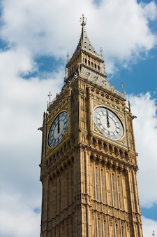 Big ben (elizabeth tower) a londra