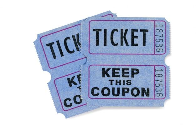 Biglietti della lotteria