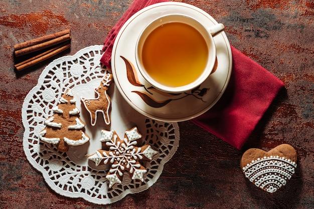 Biscotti a tema natalizio