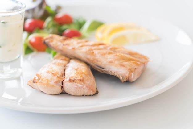 Bistecca di pesce di sgombro