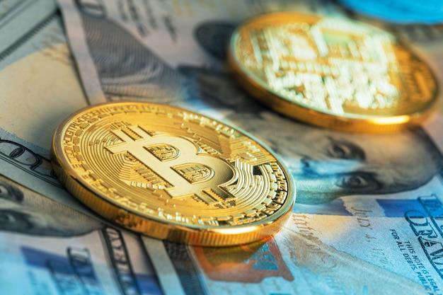 Bitcoin e dollaro