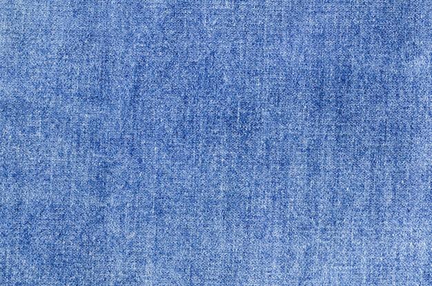 Blue jeans sfondo tessile