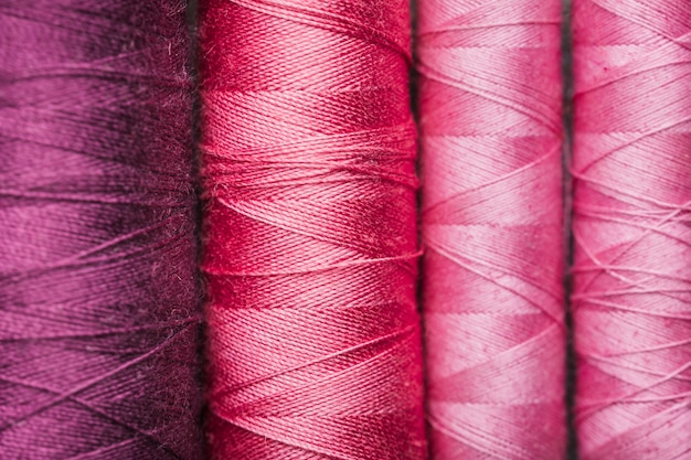 Bobine di filo per cucire