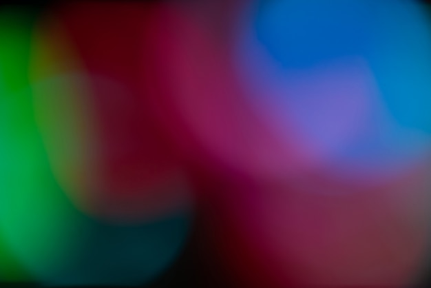Bokeh - astratto sfondo sfocato - perdite di luce
