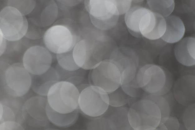 Bokeh grigio perla per sfondo, concetto di lusso.
