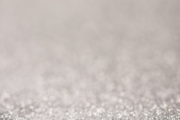 Bokeh sfocato morbido glitter