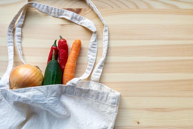 Borsa ecologica per frutta e verdura