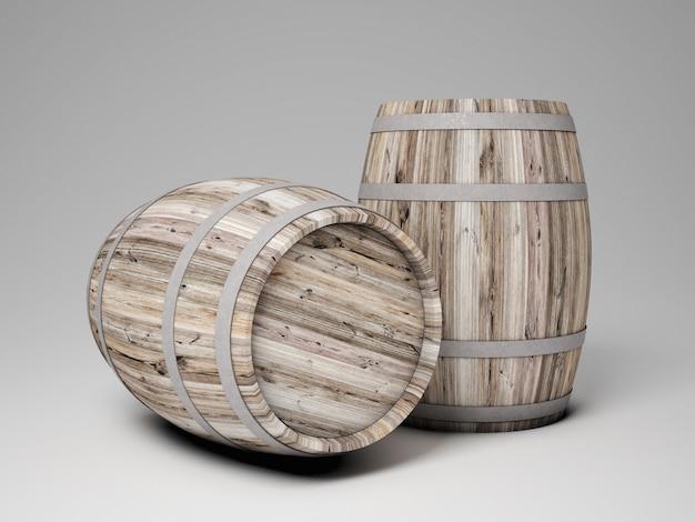 Botte di legno