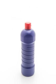 Bottiglia di liquido per la pulizia del bagno