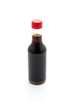Bottiglia di salsa di soia teriyaki