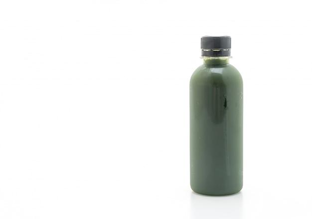 Bottiglia di succo di frutta e verdura