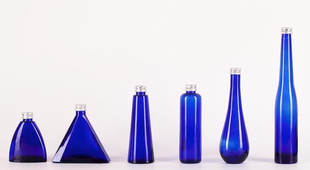Bottigliette blu