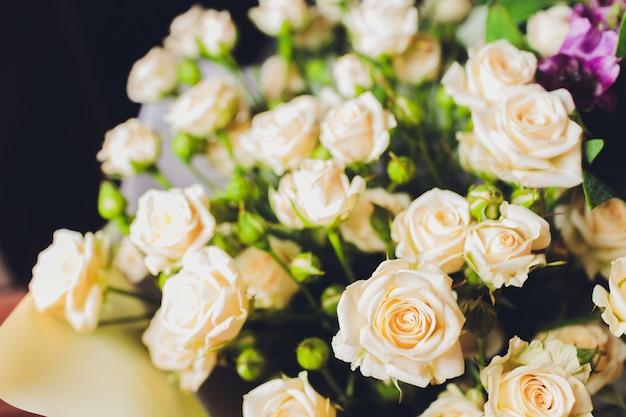 Bouquet da sposa bellissimo
