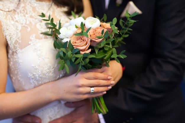 Bouquet da sposa.