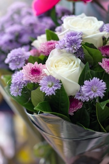 Bouquet di fiori di rose
