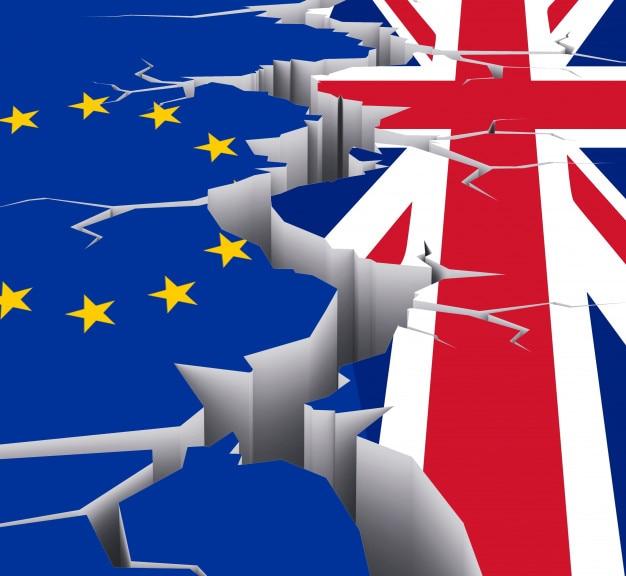 Brexit - regno unito che lascia l'europa