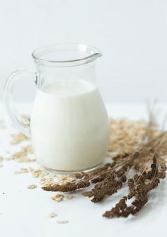 Brocca con latte