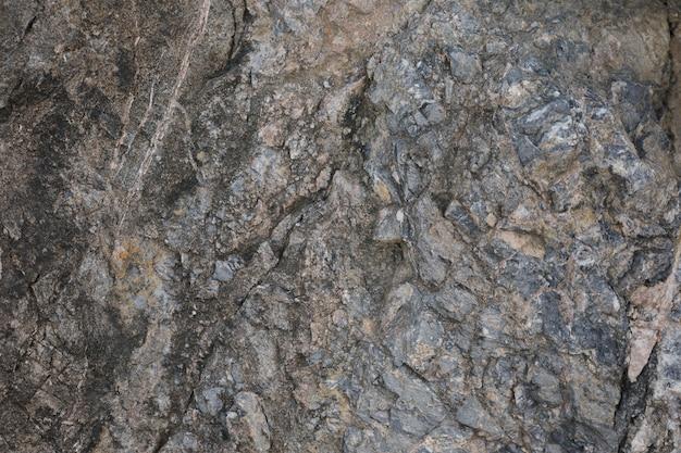 Brown rock sullo sfondo