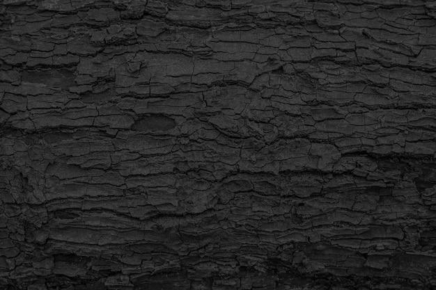 Bruciato sfondo texture di legno