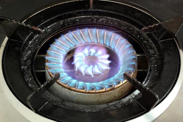 Bruciatore a gas gpl
