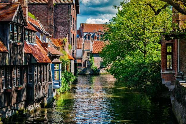 Bruges bruges, belgio