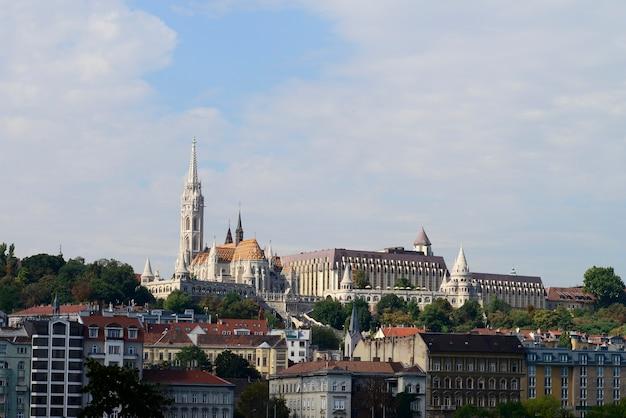 Budapest matthias church e fisherman's bastion