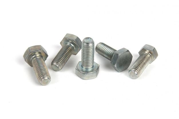 Bulloni metallici isolati