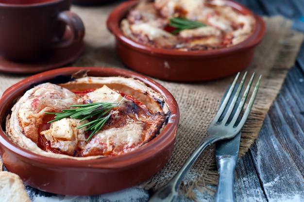 Burek, un piatto tradizionale dei balcani