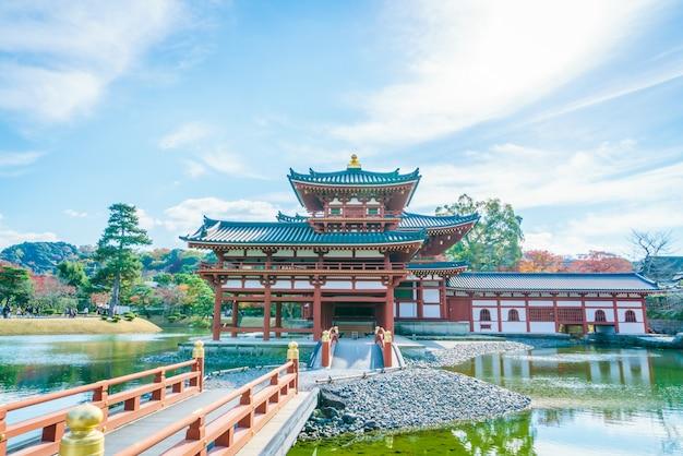 Byodo-in temple kyoto, giappone