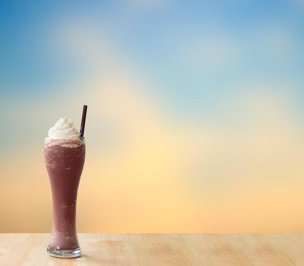 Cacao gelato