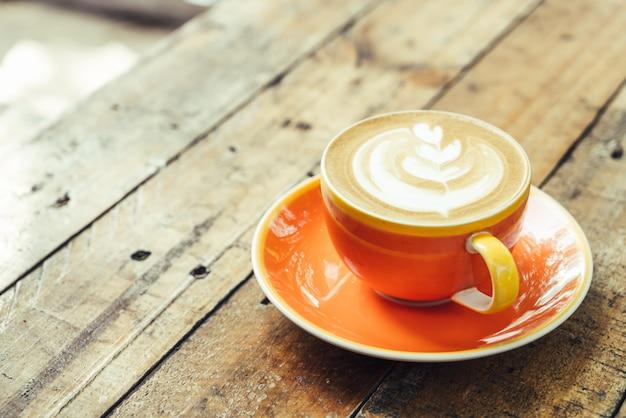 Caffè caldo latte