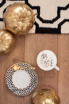 Caffè d'autunno
