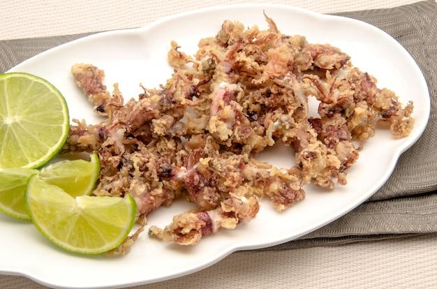 Calamaro fritto