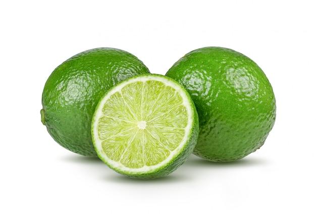 Calce verdi isolate