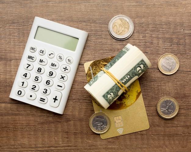 Calcola il concetto di pagamento mensile
