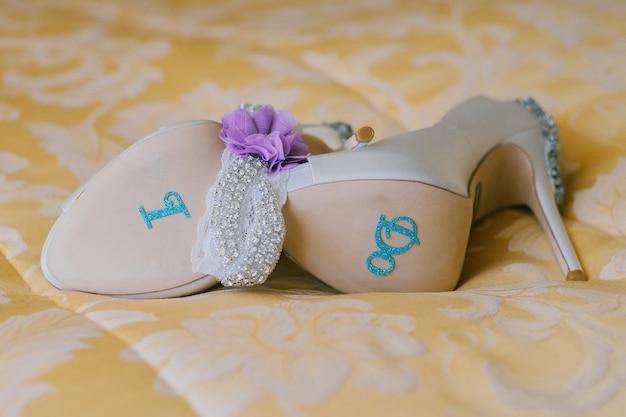 Calzature da sposa femminili