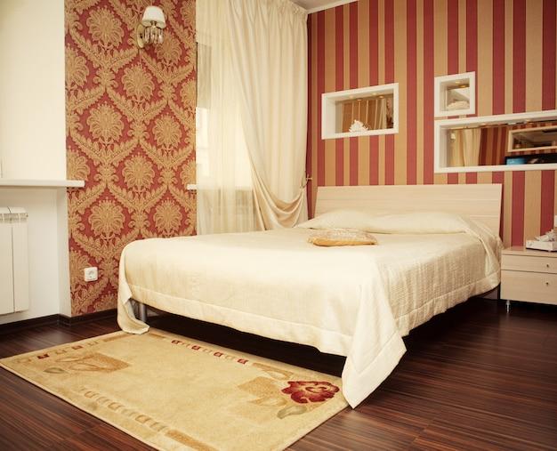 Camera d'albergo di lusso